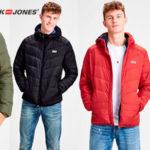 Chollo Cazadora acolchada Jack & Jones Jorbend en varios modelos para hombre