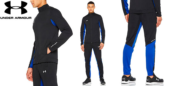 Chollo Chándal Under Armour Challenger Knit Warm-Up para hombre