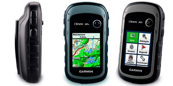 Chollo GPS Garmin eTrex 30x con brújula de 3 ejes