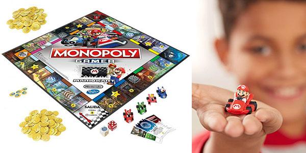Chollo Juego De Mesa Monopoly Mario Kart Por Solo 19 99 33