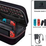 Chollo Maletín de lujo Ivoler para Nintendo Switch