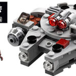 Chollo Microfighter Halcón Milenario de Lego Star Wars