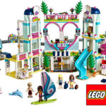 Chollo Set Resort Heartlake City de LEGO Friends con 5 minifiguras