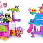 Chollo Playset Isla Mágica de Piratas y Sirenas de Pinypon con 4 figuras