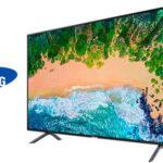"Chollo Smart TV Samsung UE55NU7092 UHD 4K HDR de 55"""