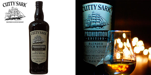 Chollo Whisky Cutty Sark Prohibition (700 ml)