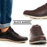 Chollo Zapatillas Black Barred Roderick para hombre