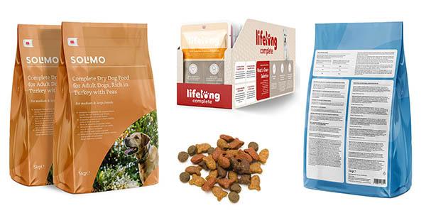 comida para gatos y perros con grandes descuentos en Amazon