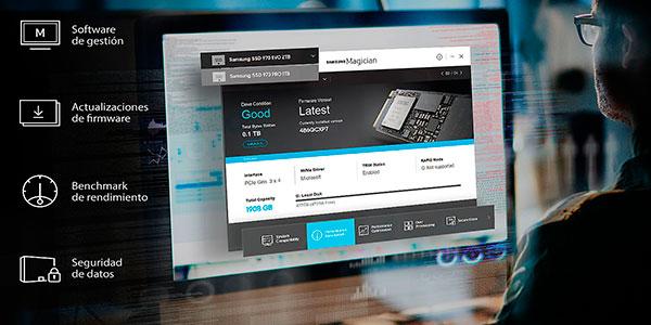 Disco SSD Samsung 970 EVO de 500 GB barato