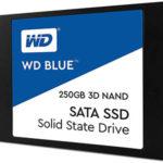 Disco SSD WD Blue 250 GB 3D Nand