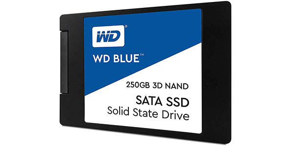Disco SSD WD Blue 250 GB 3D Nand