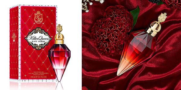 eau de parfum Killer Queen Katty Perry barata