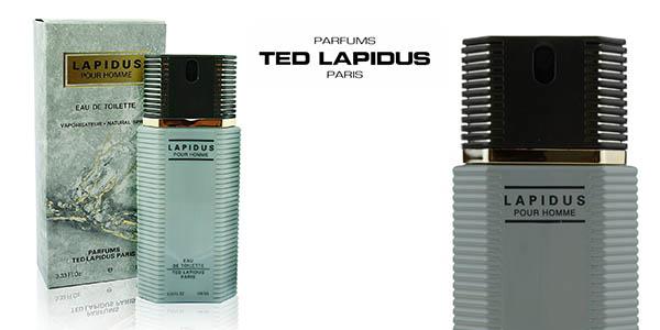 eau de toilette Ted Lapidus Lapidus pour homme oferta