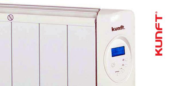 Emisor térmico KUNFT KTE3515 de 1200 W de potencia programable chollo en eBay