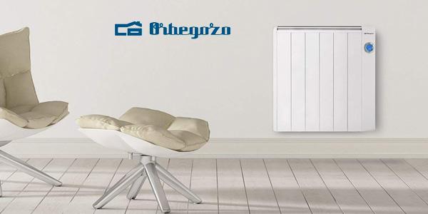 Emisor térmico Orbegozo RRE 1010 de 1000 W chollo en Amazon