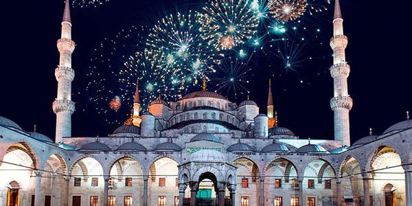 escapada de fin de año Estambul barata noviembre 2018