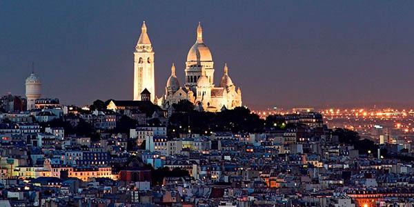 escapada a París en hotel de 4 estrellas barata noviembre 2018