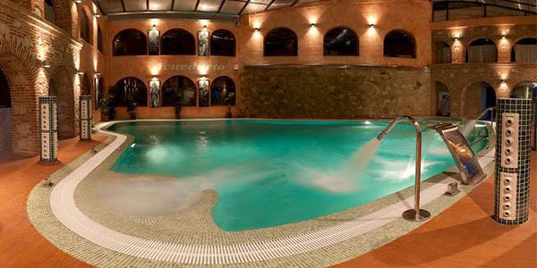 escapada relax a Salamanca low cost Hotel Abadía Termal