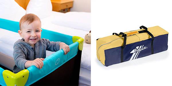 Hauck Dream N Play cuna de viaje plegable para bebés relación calidad-precio estupenda