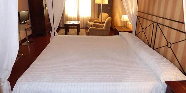 hotel Los Arcos Aínsa chollo