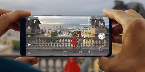 Huawei Mate 20 Pro con triple cámara Leica