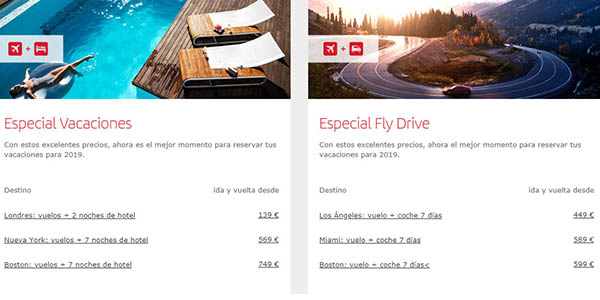 Iberia ofertas en vuelos Black Friday 2018