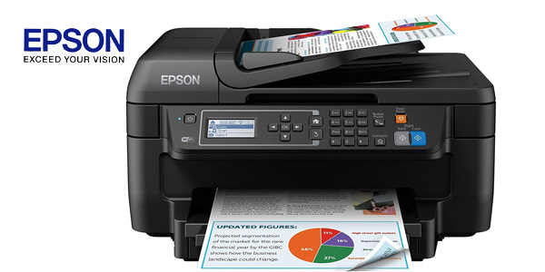 Chollazo Impresora Multifunci 243 N Epson Workforce Wf 2750dwf