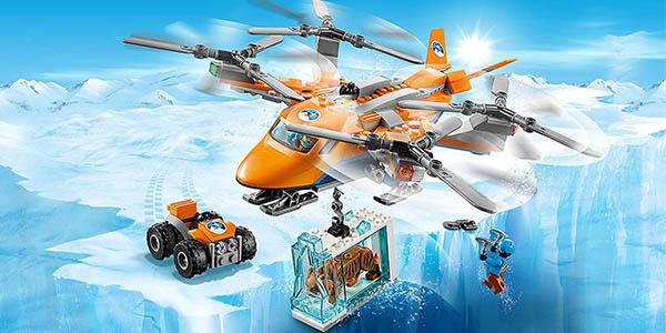 juego de construcción Lego City Ártico oferta