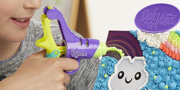 juego de cretividad para niñ@s de 8 años plastilina Hasbro DohVinci chollo