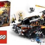 LEGO Ninjago Dieselnauta 70654 barato en Amazon