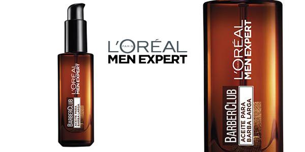 L'Oréal Men Expert Kit Barber Club chollazo en Amazon