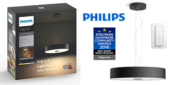 Chollo Lámpara colgante Philips Fair LED de 22 W