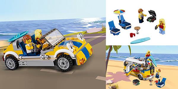 LEGO furgoneta de playa construcción juego para niñ@s chollo