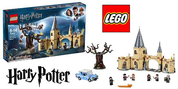 Lego Harry Potter Sauce Boxeador Hogwarts barato
