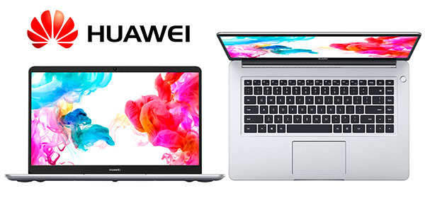 "Portátil Huawei MateBook D de 15,6"" Full HD i3-8130U con 8 GB RAM barato"