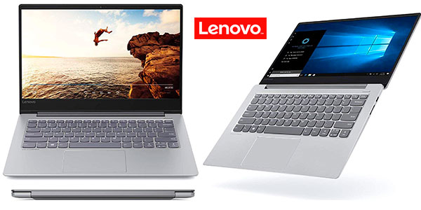 "Portátil Lenovo Ideapad 530S-14IKB de 14"" Full HD i5-8250U barato"