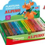 Pack de 24 unidades de Plastilina Alpino barato en eBay