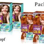 Pack x3 Tinte Schwarzkopf Pure Color barato en Amazon