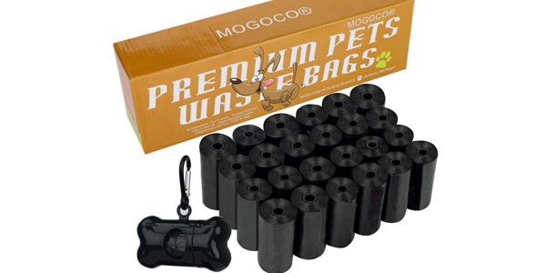 Pack 375 Bolsas biodegradables de alta calidad Oxo para excrementos de perro barato en Amazon