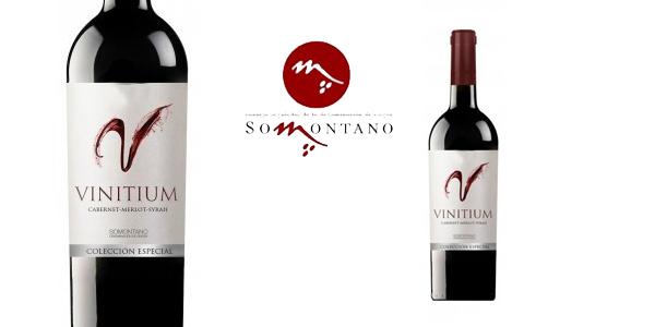 Pack 6 botellas vino tinto Vinitium Colección especial Reserva 2014 (D.O. Somontano) chollo en eBay