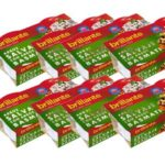 Pack de 8 paquetes (2x125gr) Brillante arroz salvaje con arroz basmati barato en Amazon