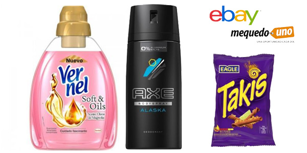 Pack Black Friday 20 Productos higiene y limpieza Mequedouno chollo en eBay