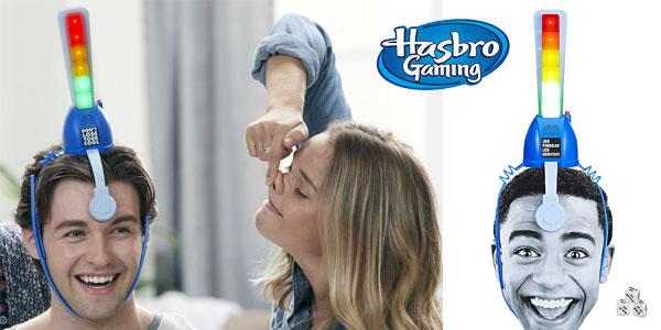 Pack Juegos de mesa ¡No pierdas los nervios! + Distorsionador de Hasbro Gaming chollo en Amazon