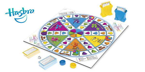 Pack Trivial Pursuit Familia + Jenga Classic de Hasbro Gaming chollo en Amazon