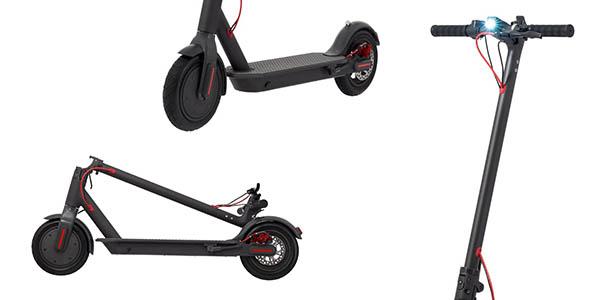 patinete eléctrico plegable Electric Scooter MS9 relación calidad-precio genial