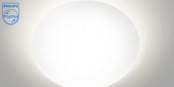 Plafón LED Philips myLiving Suede 318033116 chollo en Amazon