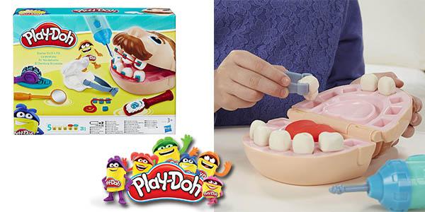 Play-Doh dentista bromista juego infantil barato