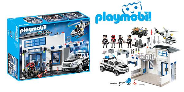 Playmobil City Action Set de policía barato