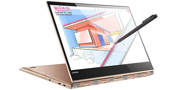 Portátil Lenovo Yoga 920-13IKB en Amazon