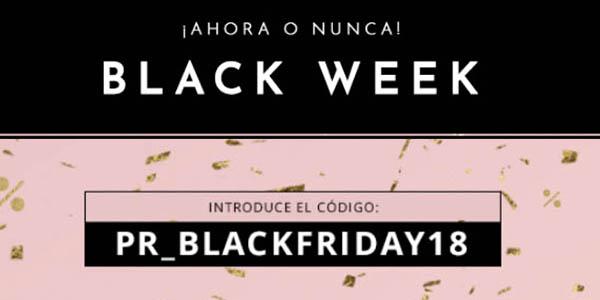Promofarma Black Friday código descuento 2018